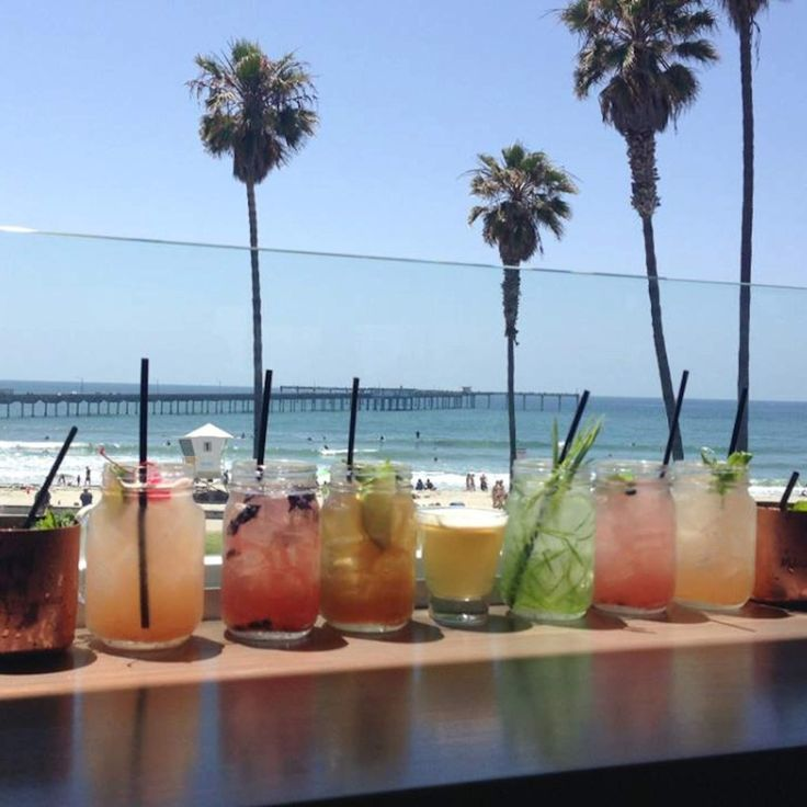 San Diego's Best Bars for Boozing by the Beach