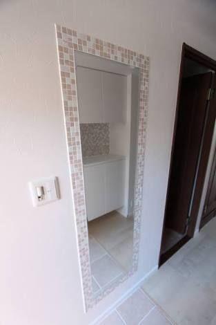玄関 鏡 マンション - Google 検索