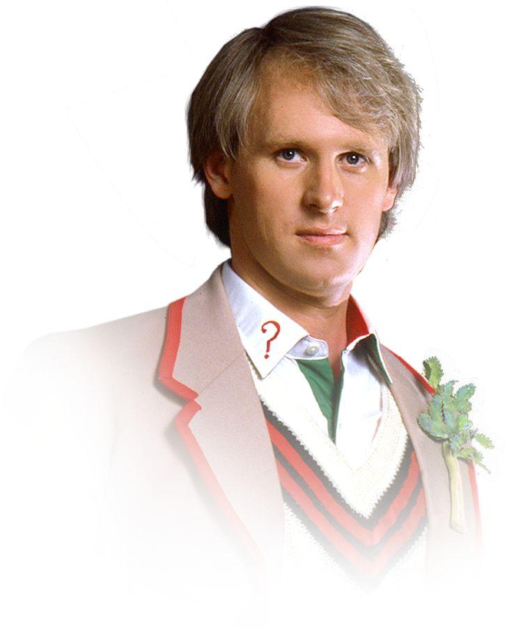Fifth Doctor (1981-1984) - Peter Davison
