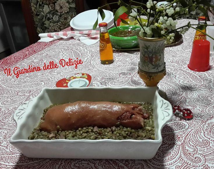 Zampone in umido lo potrete preparare anche a Befana, se ancora durante queste feste non lo avete preparato, squisito dalla carne morbida e saporita