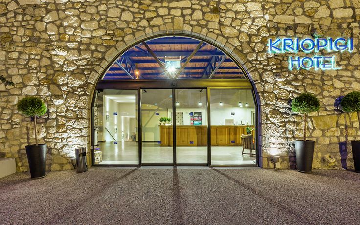 Hotel Kriopigi entrance  #Greece #hotels #resort  http://kriopigibeach.gr/