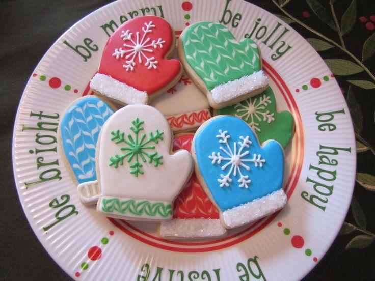 Christmas sugar cookies for decorating recipe