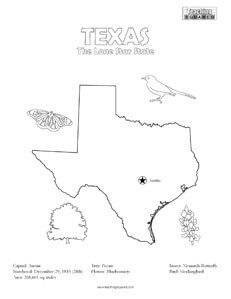 Best Oklahoma Project Images On Pinterest United States - Fun us states coloring map
