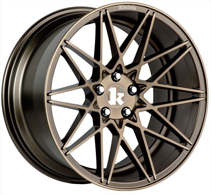 GetYourWheels.com: Klutch Wheels Klutch KM20 Bronze Wheel and Tire Package : Wheel and Tire Packages Staggered Wheels Custom Wheels Luxury Rims