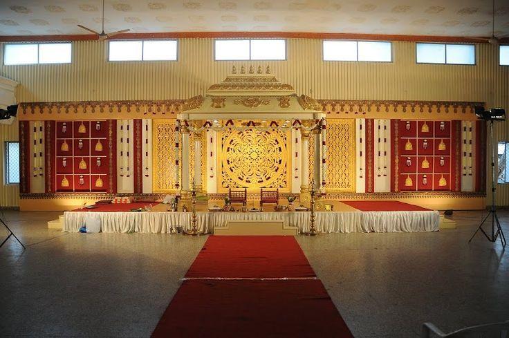 kalyana mandapam decorations - Google Search