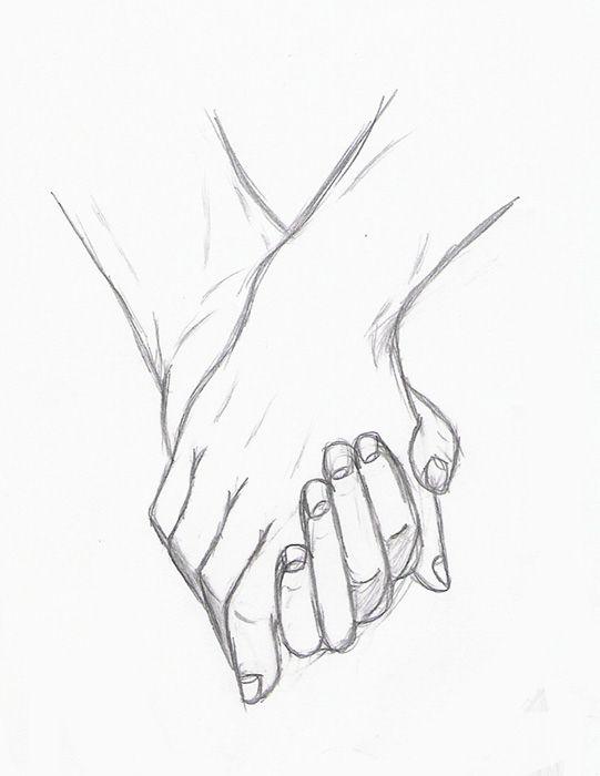 Красивые рисунки рук легко и просто