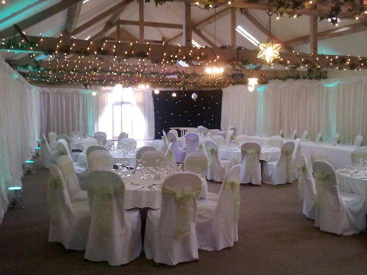 Halstead House Farm Tilton On The Hill Leicester LE7 9DJ 0116 259 7239 Wedding Venue DecorationsWedding Venues