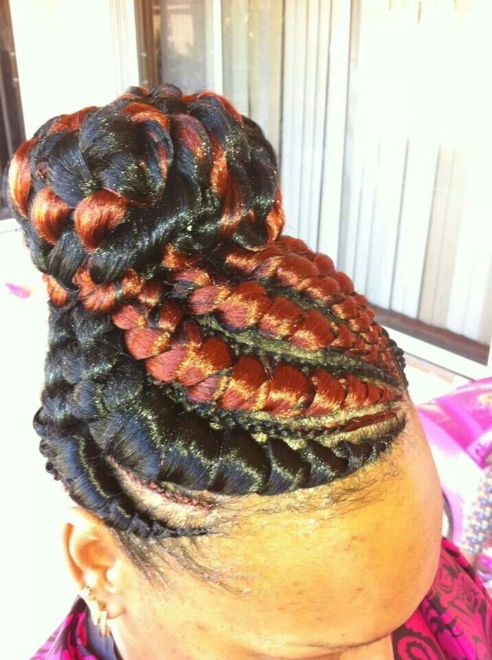 1000 Images About Ghana Braids On Pinterest Twists
