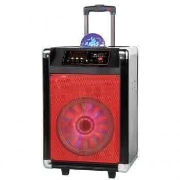 RDQUO Portable Bluetooth DJ Speaker