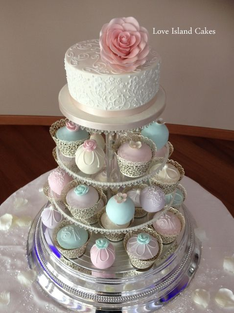 Temari Wedding Cakes