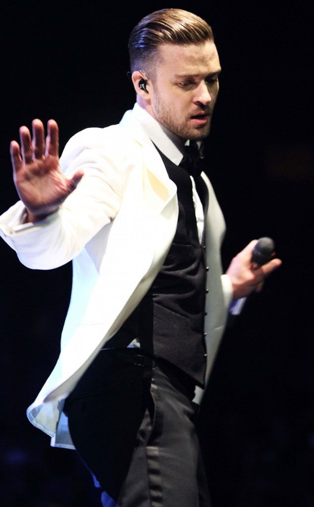 Justin Timberlake steals our hearts with his super suave moves!