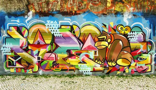 street-art | graffiti |