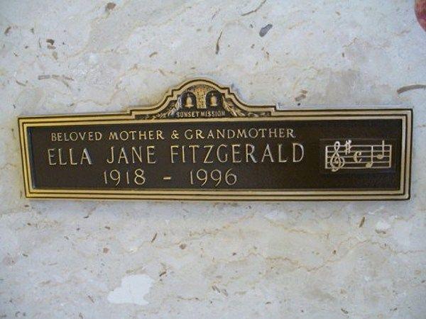 ella fitzgerald funeral - photo #9