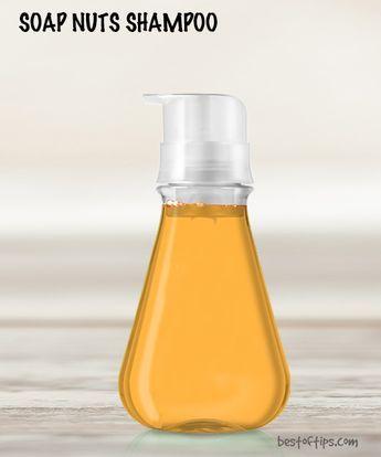 DIY+SOAP+NUTS+SHAMPOO+CHEMICAL+FREE+–+NATURAL+SHAMPOO+RECIPE