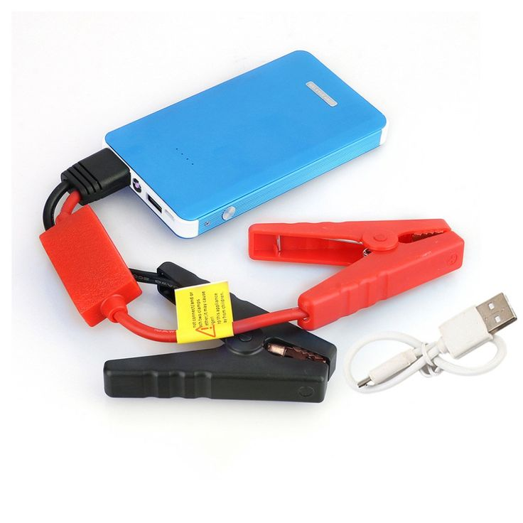 Buy US $29.09  New Blue Color 30000mAh Car Jump Starter Mini Emergency Charger Battery Booster Power Bank Jump Starter for Car Phone  #Blue #Color #Jump #Starter #Mini #Emergency #Charger #Battery #Booster #Power #Bank #Phone  #CyberMonday