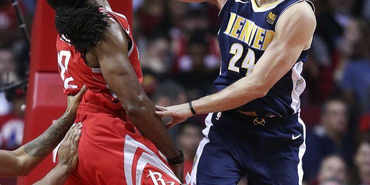 nice Trevor Ariza has 25 points, Rockets beat Nuggets 125-95