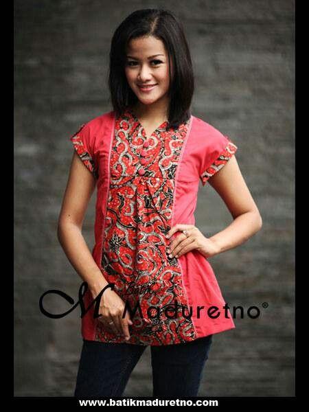 Batik tulis madura, casual fashion from Batikmaduretno
