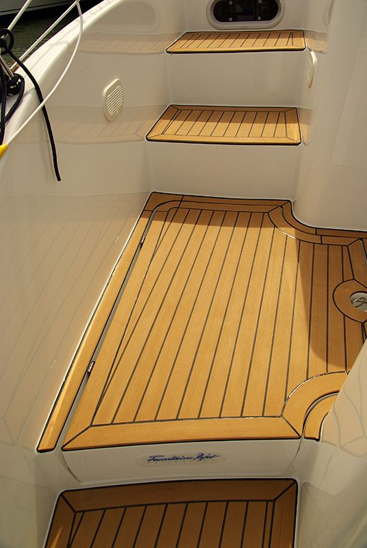 Find This Pin And More On Synthetic Teak Pvc Soft Boat Decking