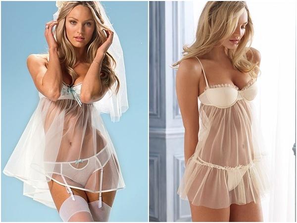 Weddbook ♥ Victoria's Secret sexy little bride collection #lingerie #sexy #wedding