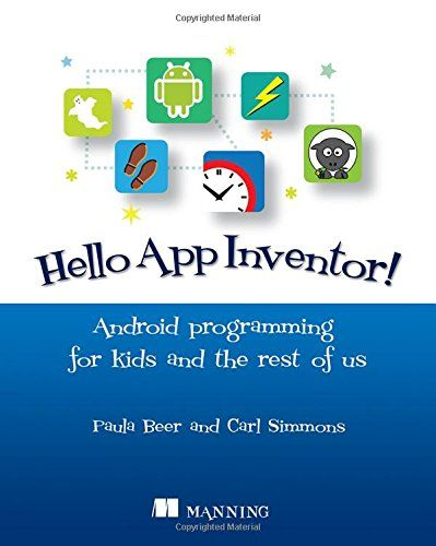 Hello App Inventor!: Android programming for kids and the rest of us by Paula Beer http://www.amazon.com/dp/1617291439/ref=cm_sw_r_pi_dp_onFHub1N0J1CE