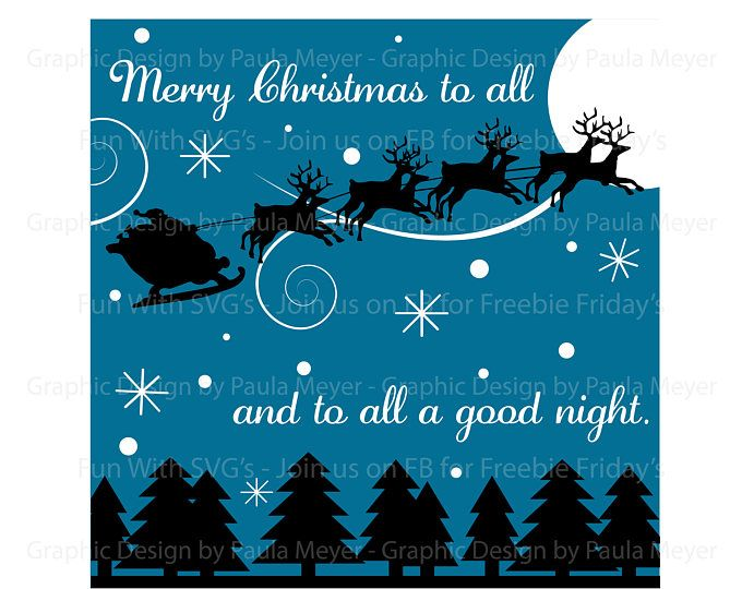 This Item Is Unavailable Christmas Svg Files Merry Christmas To All Rustic Pictures