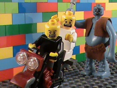 Black & White (A Lego Film) - Rivals Black and White constantly compete with one another to prove whose color is better, but When the competition gets heated and the two accidentally slip off the edge of their world and fall into a strange place full of colors and monsters, the two rivals must work together to find their way home.