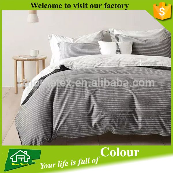 Factory directly sale 100% cotton bedding set king size bed sheet set
