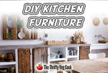 Inspirational pictures, ideas and on options for #DIYkitchenfurniture