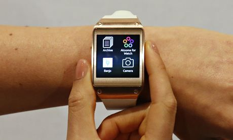 Smartwatches the next big idea as sales of smartphones slacken