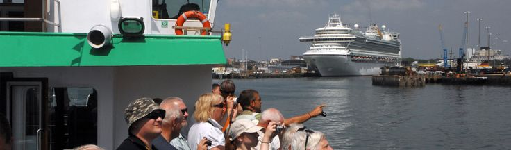 Southampton Water Cruise - Gosport Ferry - Your gateway to Portsmouth and Summer Crusies