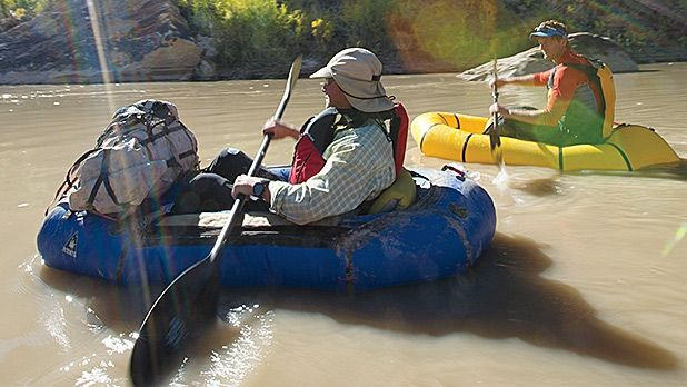 Packrafting Canyonlands (Green River, Utah): Eight Epic Trips That Will Open Your Mind