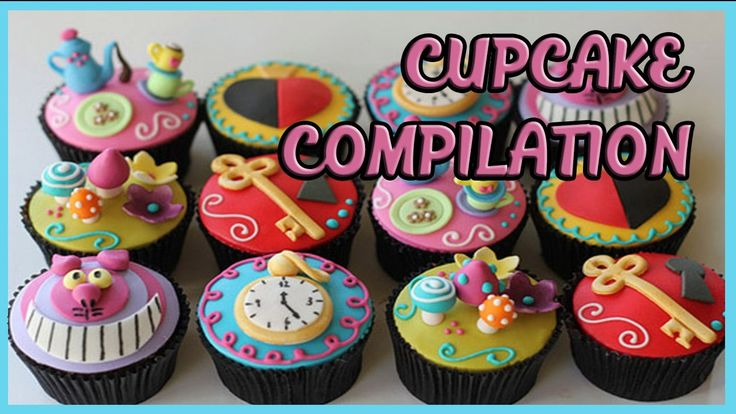 14 Best Images About Cupcake Decorating On Pinterest Disney