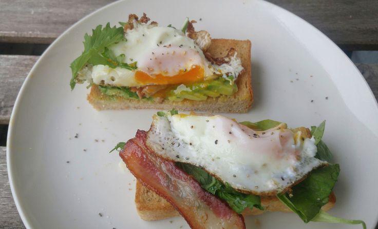 Avocado Egg sandwiches   #ブランチ#カフェごはん#サンドイッチ