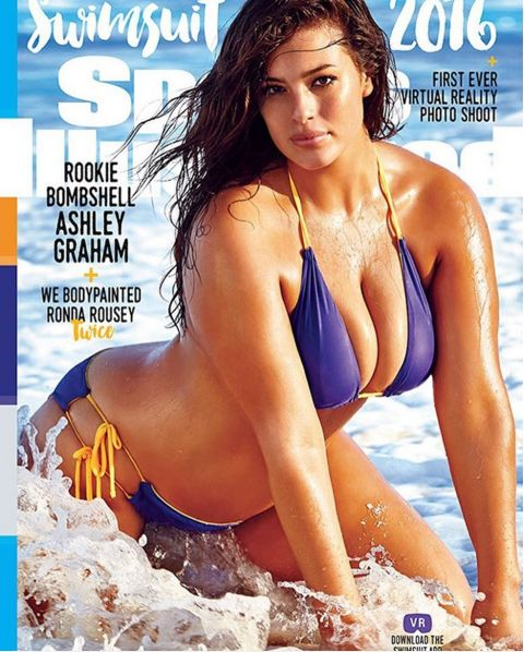 The Plus-Size Model Who Made Sports Illustrated History Is So Inspiring