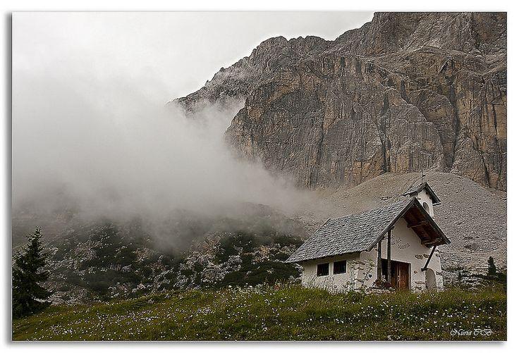Paso Falzarego- Dolomitas