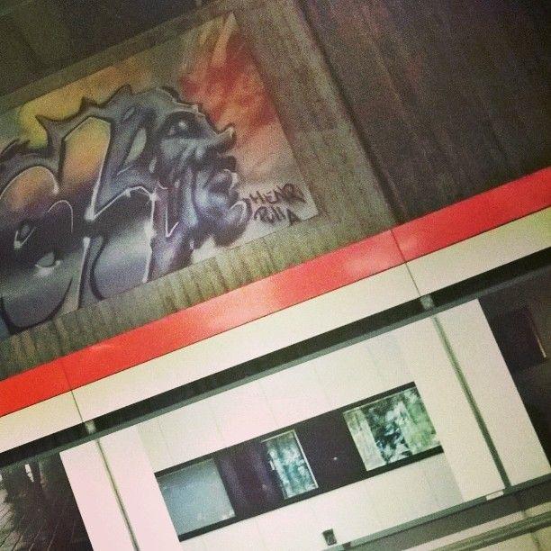 #streetart #streetphotography #ornament #communityart #art at #metrostation #stationtostation 🚉 #Kontula #metro 🚇 #katutaidetta #Helsinki #katutaide #itäHelsinki #iistimpää #lähiöhelvetti #lähiö 21/11/16 #betoni #harmaa #concrete #grey