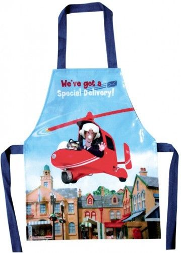 Postman Pat Special Delivery Apron