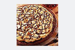 Peanut Butter-Banana Brownie Pizza recipe