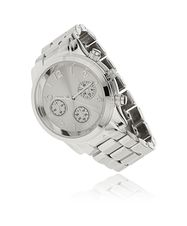 Gina Tricot - Classic look watch Silver
