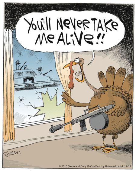 Thanksgiving Funnies