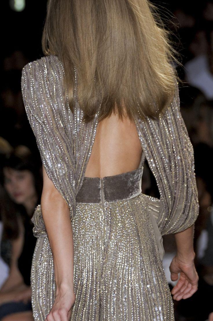 Balenciaga sparkles