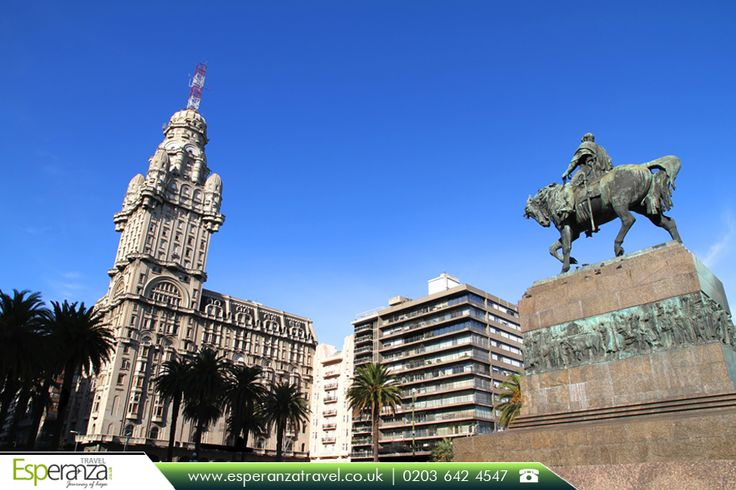 Plaza Independencia ; Uruguay   |   #travel #travels #tours #travelphotography #traveltheworld #travelstoke #travelblog #travelagents #travelagentsinuk #travelpackages #airfares #photos #touristattractions #cheapflightstouruguay  #flightstouruguay    |   Travel with our exclusive offers ; http://www.esperanzatravel.co.uk/cheap-flights-to-uruguay.php