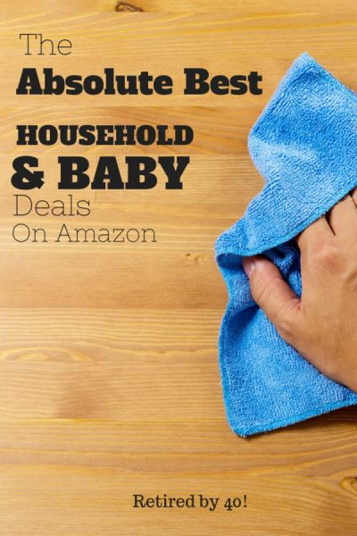 Sorting through the ever-changing prices on Amazon, learning to use coupons on Amazon, and combining coupons, AmazonMom and Amazon Prime is confusing!  I'm helping you sort through all the clutter to discover the absolute best amazon deals! http://www.retiredby40blog.com/2015/02/22/best-amazon-deals-2222015/