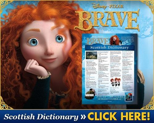 Brave Scottish Dictionary