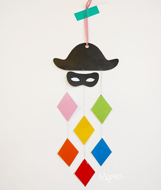 Les 25 meilleures id es concernant peinture paillet e sur for Decoration fenetre carnaval