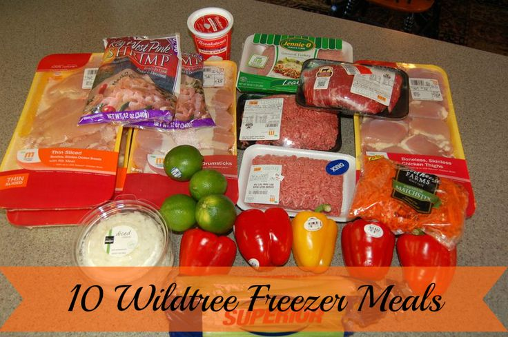 10 Wildtree Freezer Meals | Help your #budget and #eathealthier with #wildtree ! Awesome breakdown of a Wildtree Freezer Meal Workshop! www.mywildtree.com/WildtreeByKC