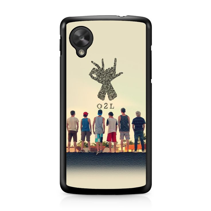 O2l Collage Hand Sign Nexus 5 Case