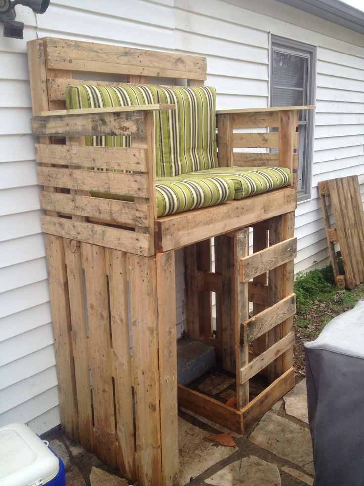 My first pallet project