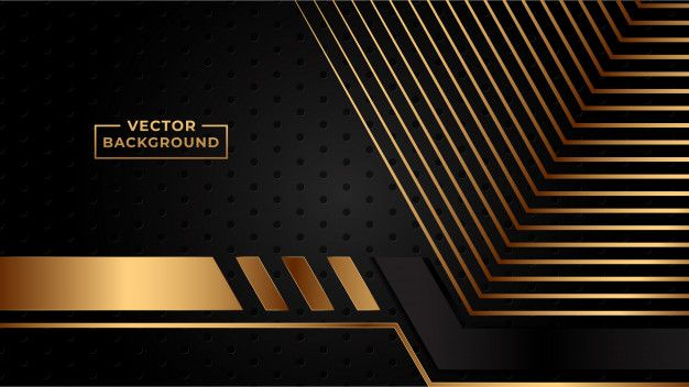Abstract Gradient Background Gold Color Gradient Background Background Elegant Business Cards