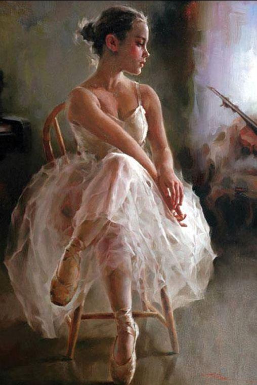 Ballerina by Stephen Pan